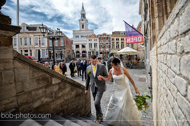 de maagd Bruidsfotografie Bergen op Zoom