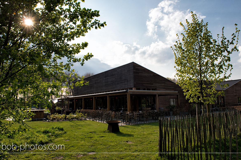 Brasserie Lodge Visdonk Bruidsfotografie Roosendaal