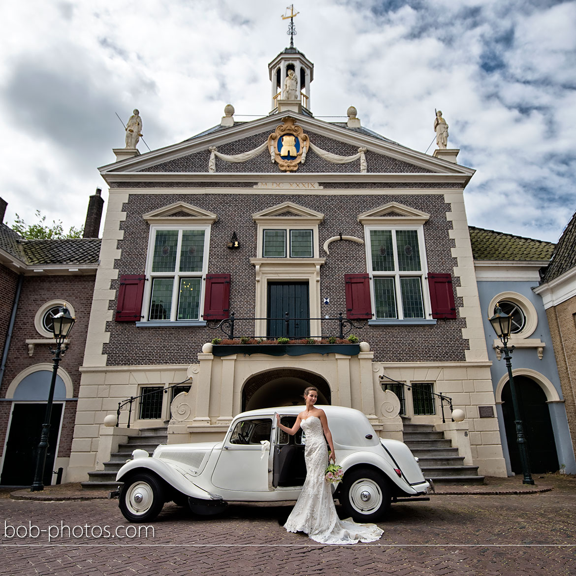 Hip! Weddingdesign Bruidsfotografie Middelharnis