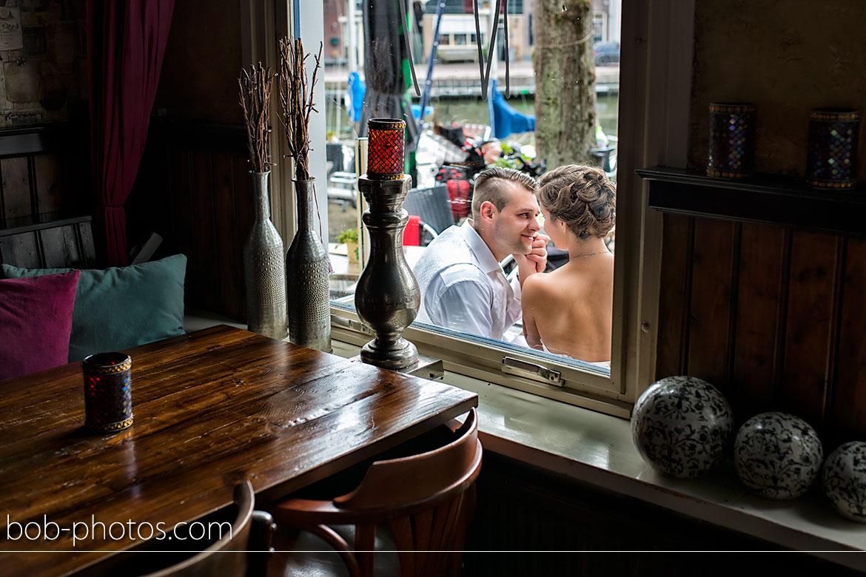 Eetcafe no9 Bruidsfotografie Middelharnis