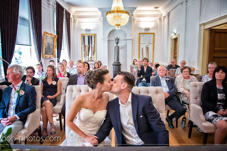 stadhuis middelharnis Bruidsfotografie