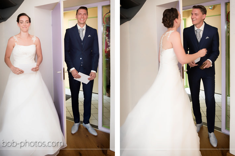 First   ook Bruidsfotografie Kasteel Dussen