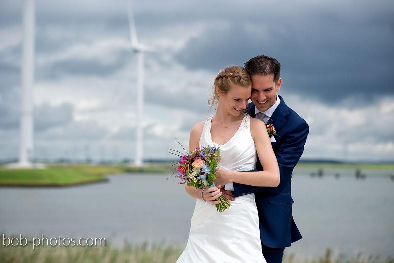 Bruidsfotografie Windmolen