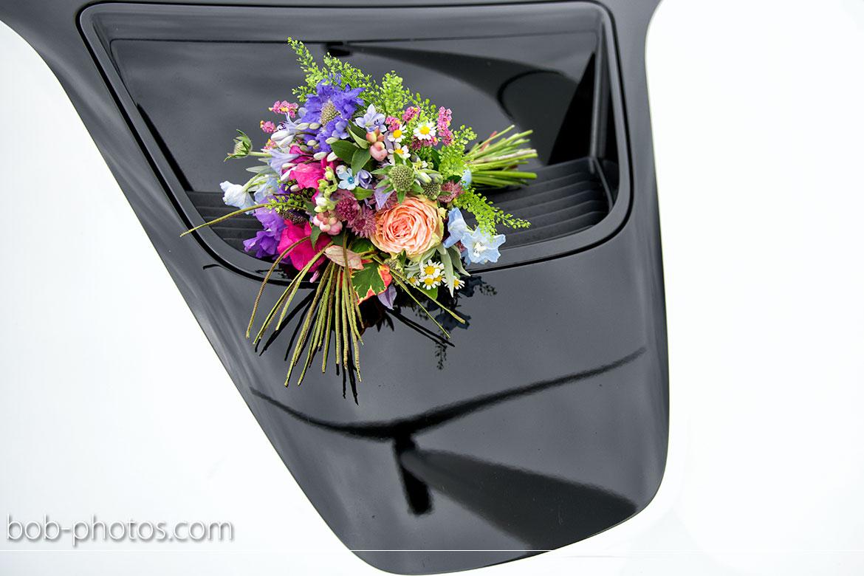 Bruidsfotografie De Bloemenstal Halsteren