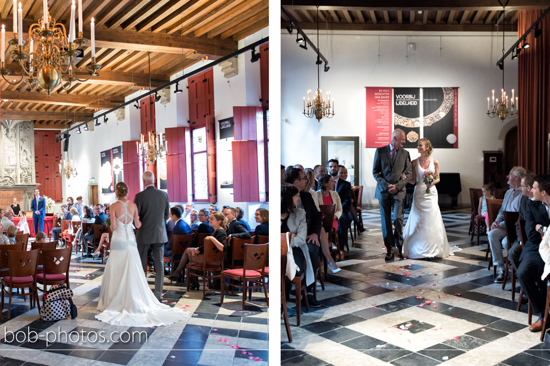 Bruidsfotografie Markiezenhof