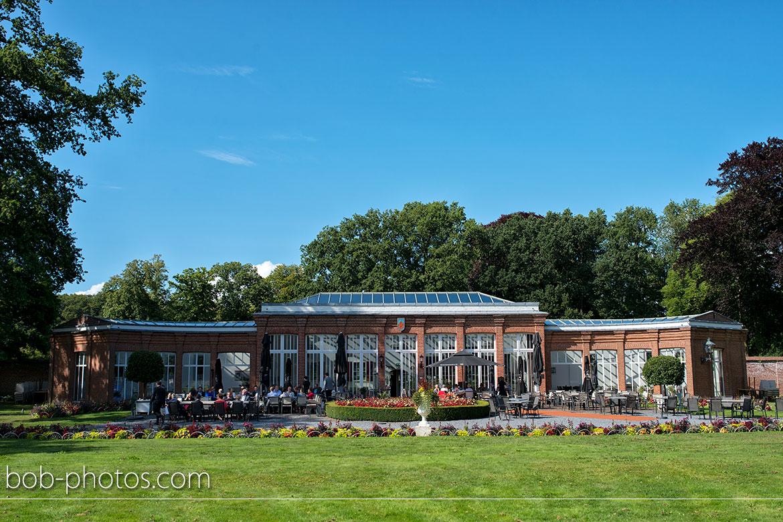 Bruidsfotografie Orangerie