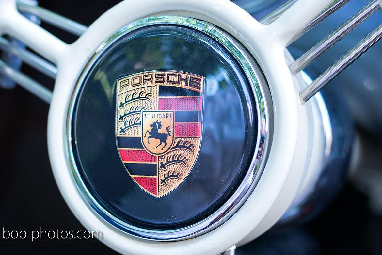 Porsche 356A 1600 Sportster Bruidsfotografie Dongen