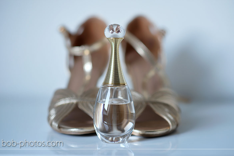 Bruidsfotografie Christian Dior J'adore