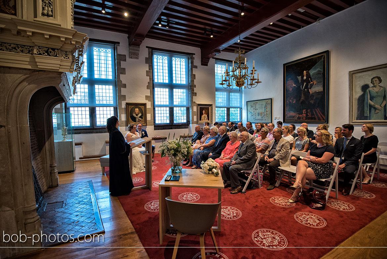 Stadhuis Veere Bruidsfotografie Middelburg