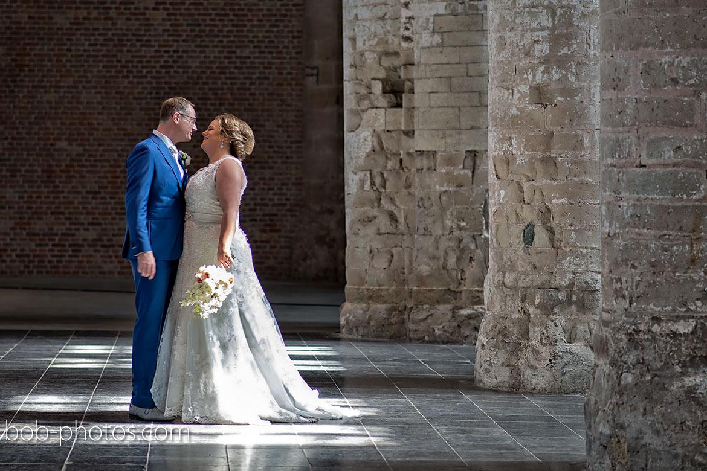 Grote kerk Bruidsfotografie Middelburg Veere