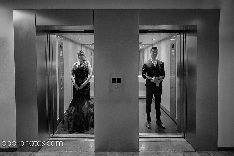 lift Bruidfotografie Bergen op Zoom