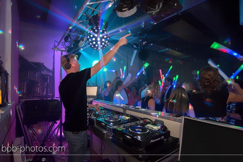 DJ Ruthless Bruidfotografie Bergen op Zoom