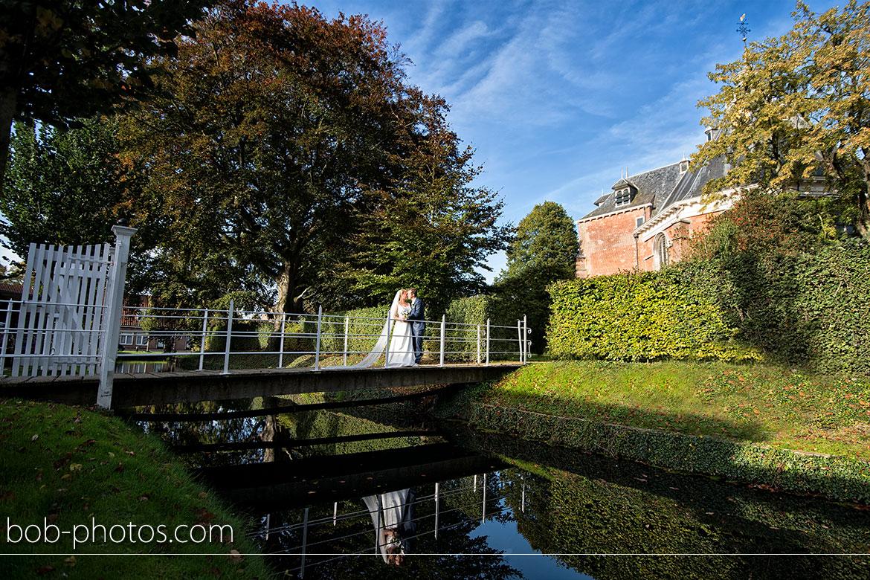 Koepelkerk Bruidsfotografie Willemstad