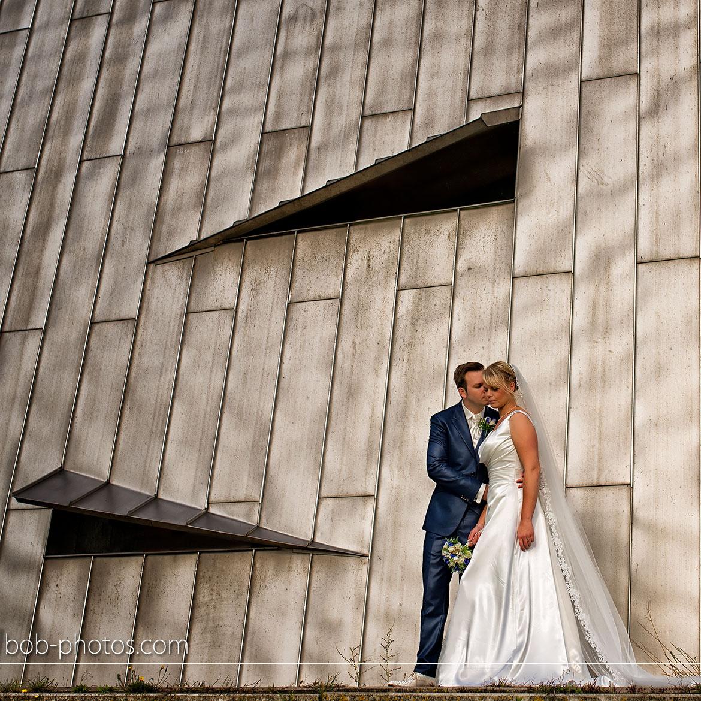 DP6 Bedieningsgebouw Volkeraksluizen Bruidsfotografie Willemstad