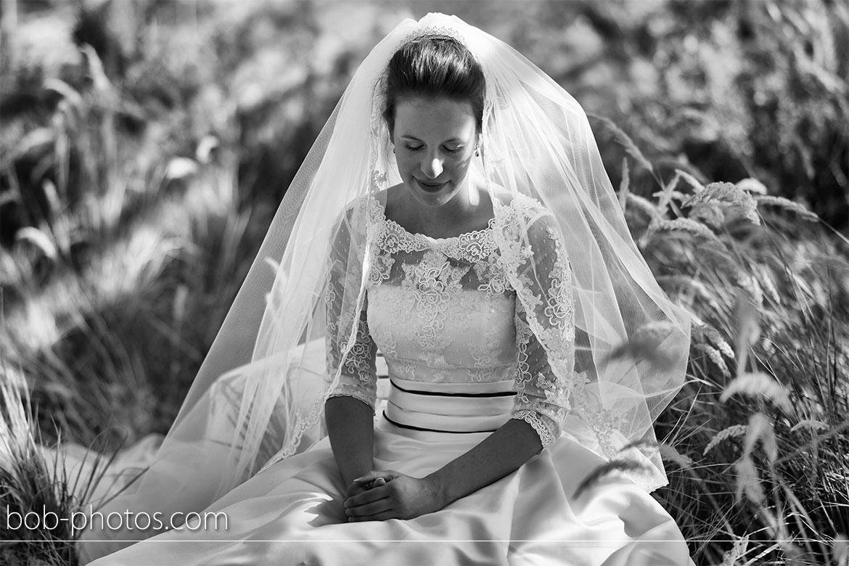 Bruidsfotografie Zwart Wit