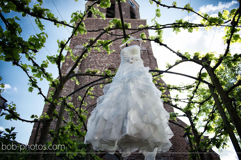 Voorbereidingen Bruid Trouwjurk