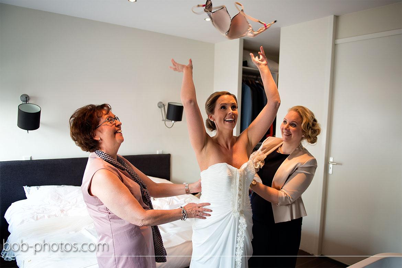 Voorbereidingen Bruid en Bruidegom