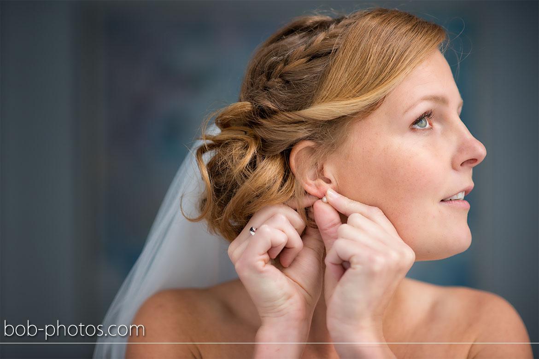 Voorbereidingen Bruidsoorbellen