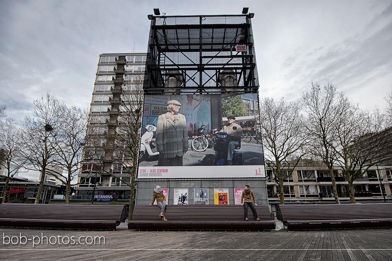 Schouwburgplein Loveshoot Rotterdam