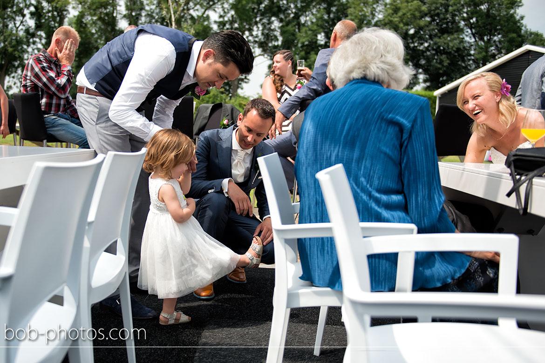 Klein bruidsmeisje