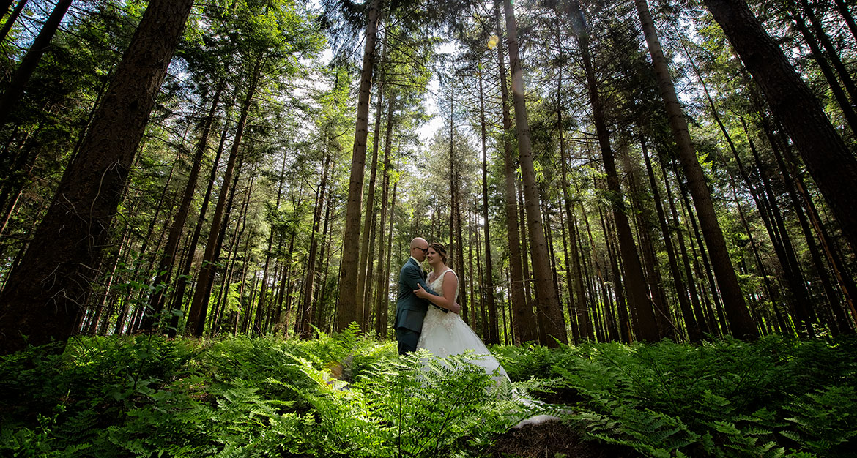 Bruidsfotografie Schijf