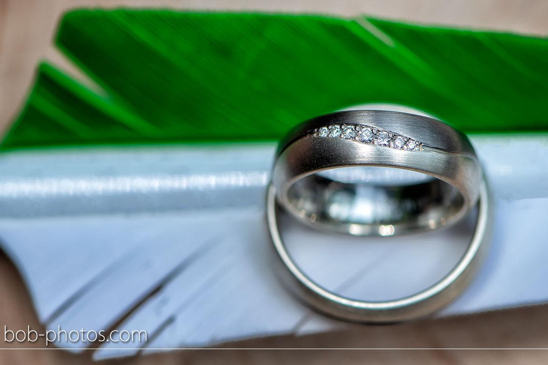 Ringen Pijl Bruidsfotografie Schijf