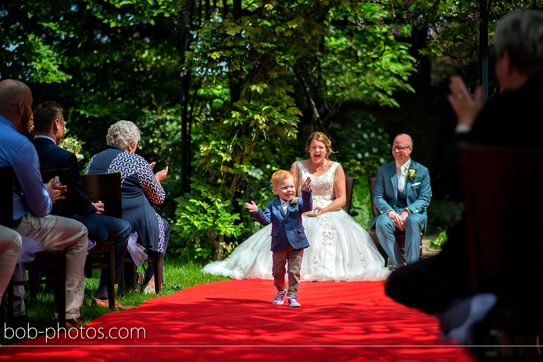 Ringdrager Bruidsfotografie Schijf