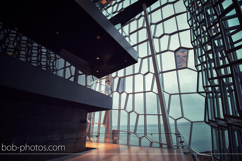 Harpa Reykjavik Concert Hall Loveshoot Iceland