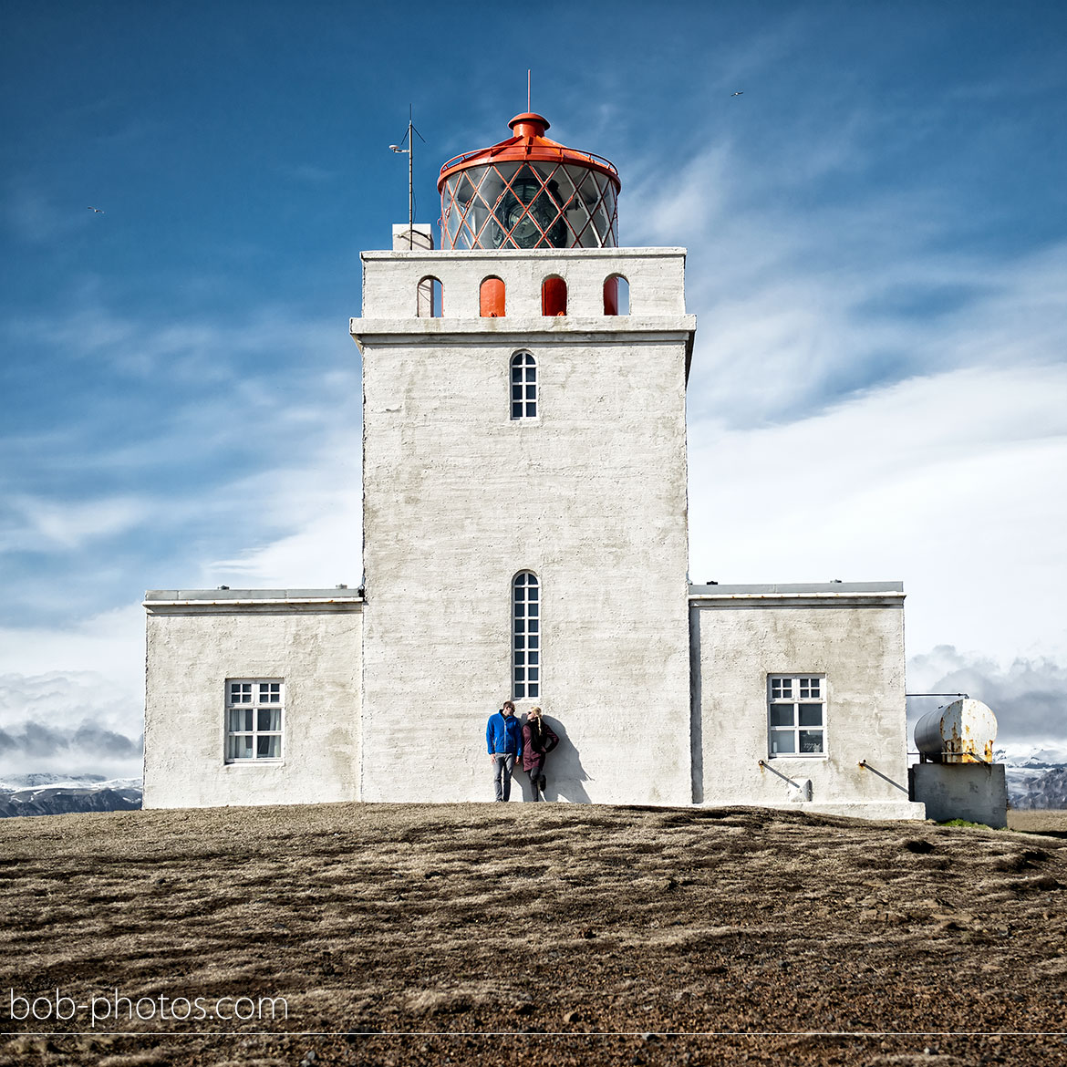 Dyrhólaey Lighthouse Iceland Loveshoot
