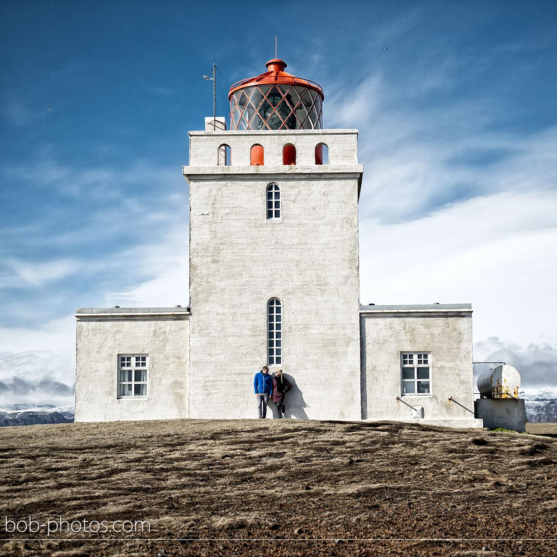 Dyrhólaey Lighthouse Iceland Loveshoot