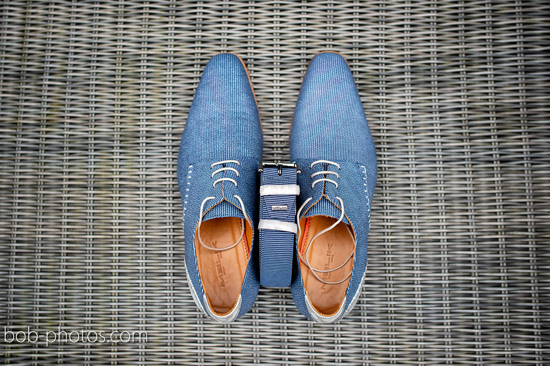 Melik Shoes Bruidsfotografie Yerseke Zeeland