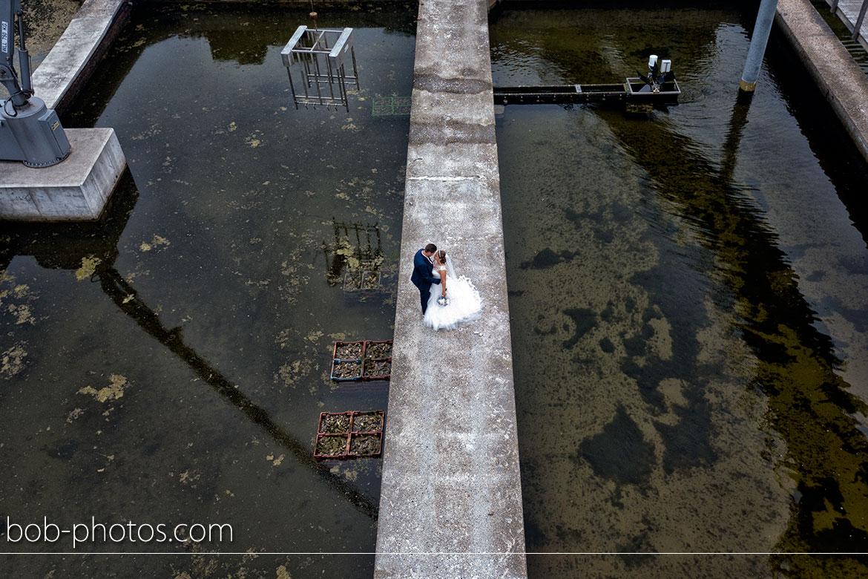 Oesterij Bruidsfotografie Yerseke Zeeland
