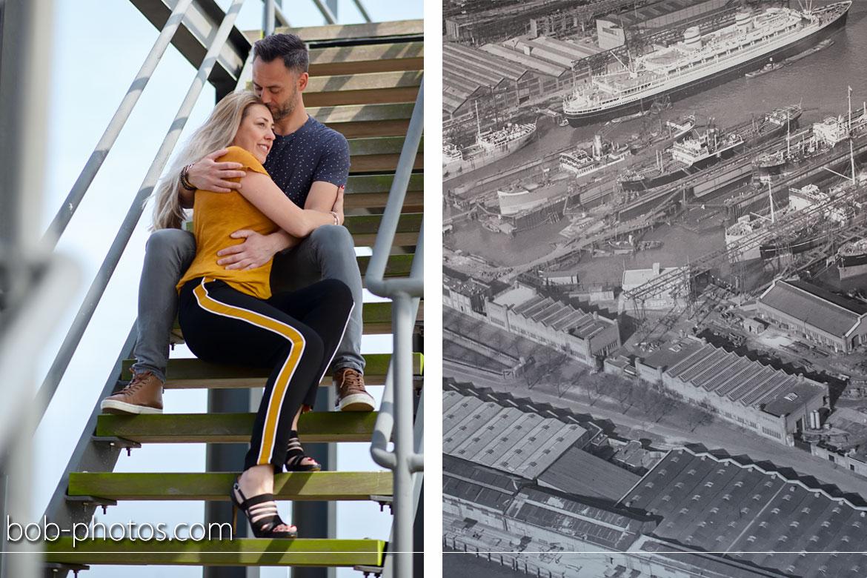 Loveshoot Heijplaat Rotterdam