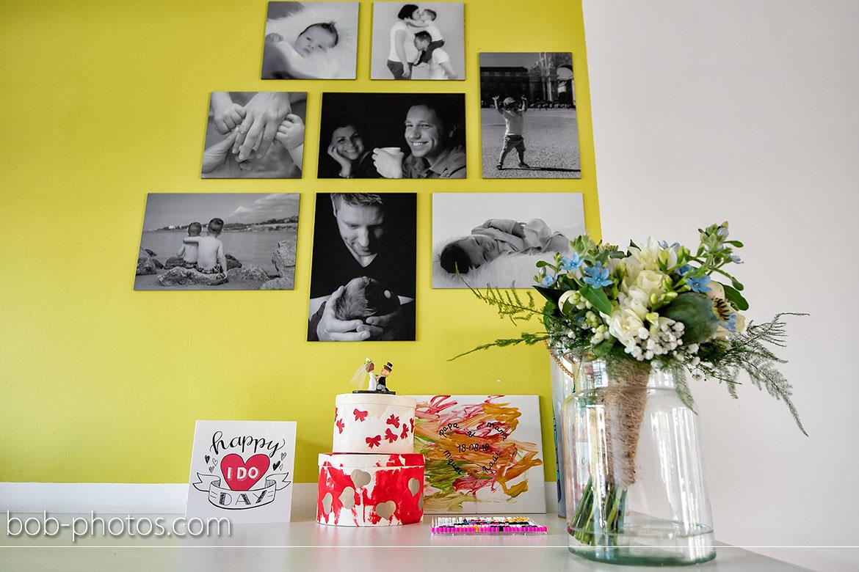 Bloemen Bruidsfotografie Bergen op Zoom