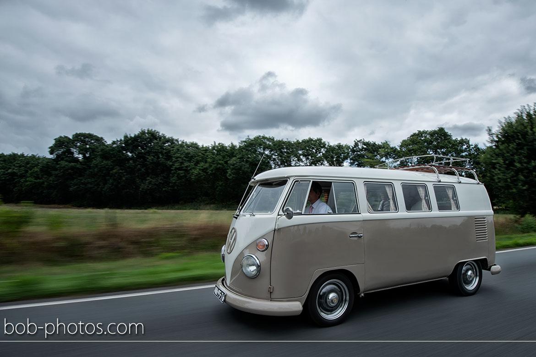 Volkswagen T1 Bruidsfotografie Bergen op Zoom