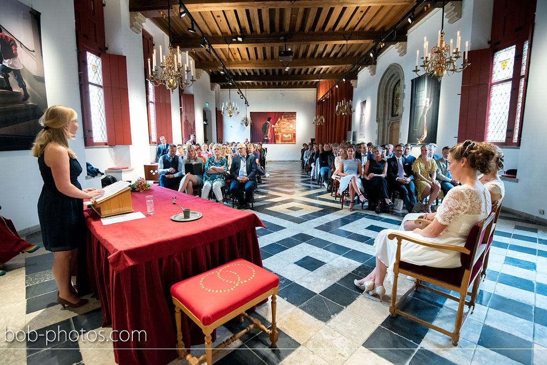 trouwfotografie Markiezenhof Bergen op Zoom