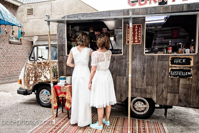 Curryvan trouwfotografie Bergen op Zoom