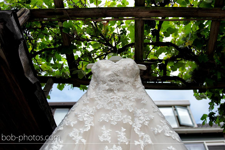 Stephanie's Bruidsboutique Spijkenisse bruidsfotografie Rhoon