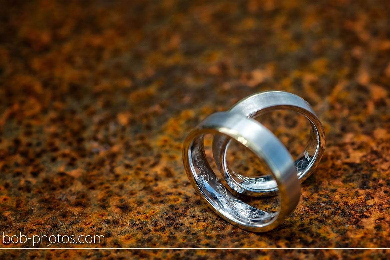 Ringen Lucardi bruidsfotografie Rhoon