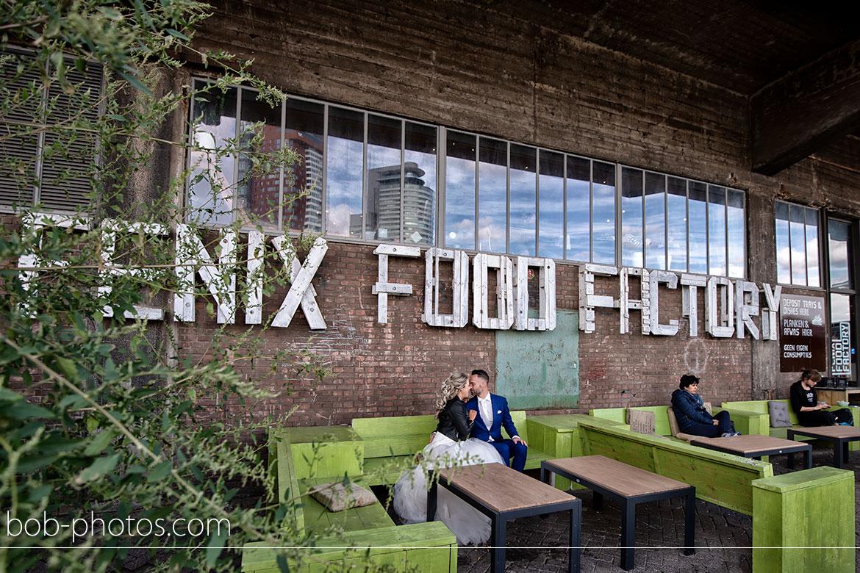 fenix food factory bruidsfotografie Rhoon
