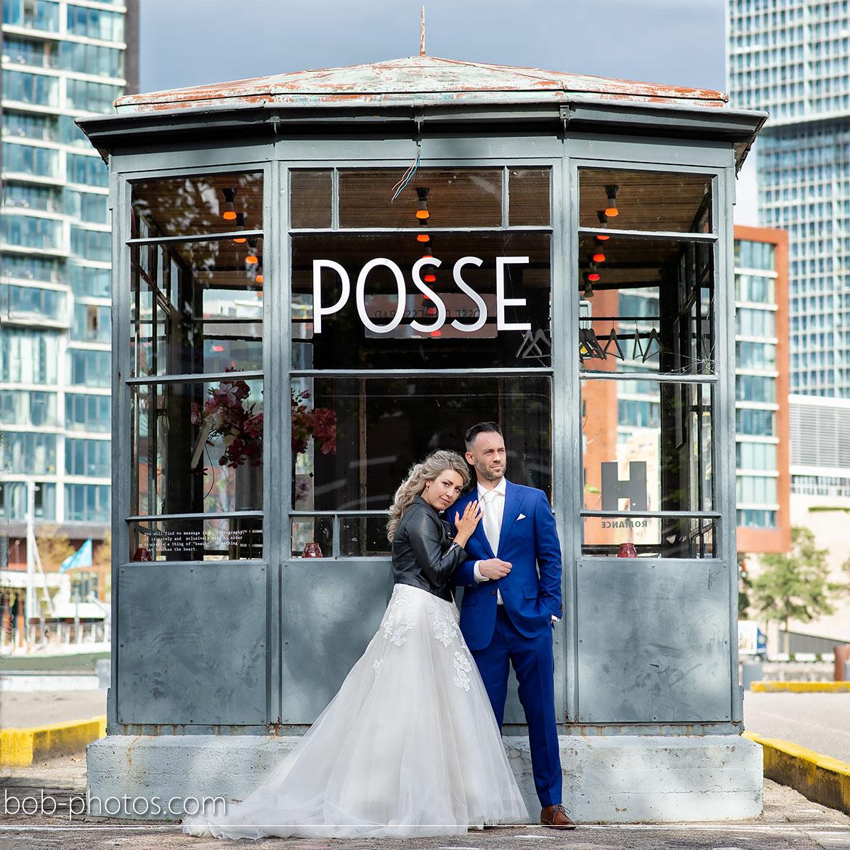 posse bruidsfotografie Rhoon