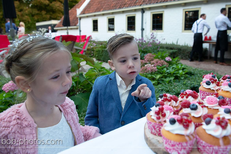 R en P taart en cupcakes Spijkenisse bruidsfotografie Rhoon