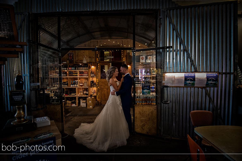 De ciderwinkel rotterdam bruidsfotografie Rhoon