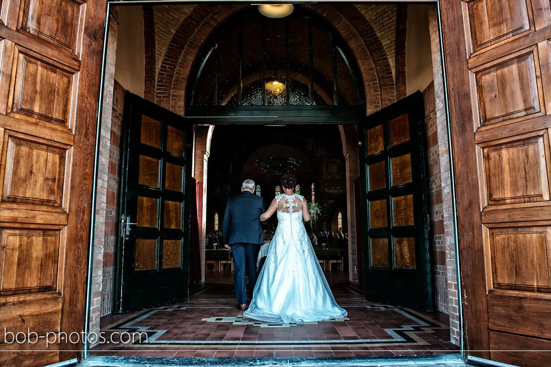 Sint Josephkerk Bruidsfotografie Roosendaal