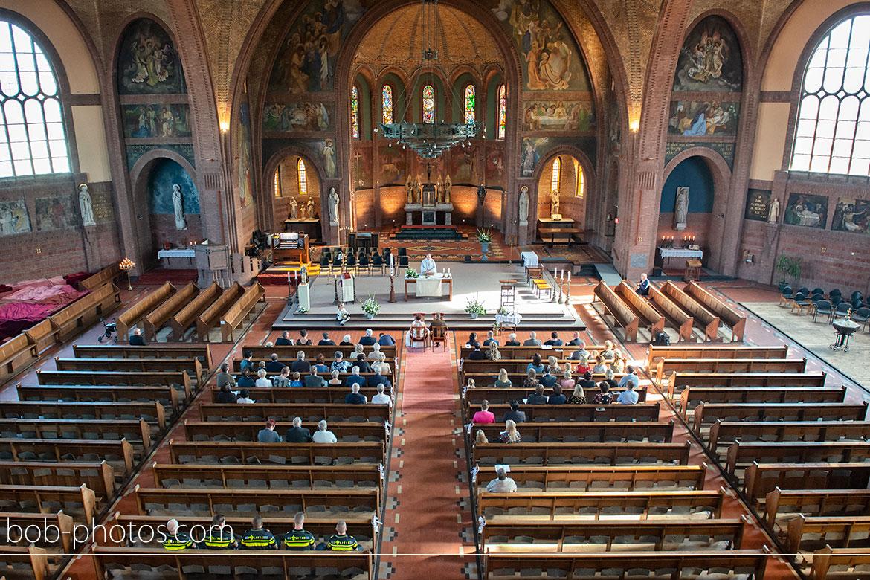 St Josephkerk Bruidsfotografie Roosendaal