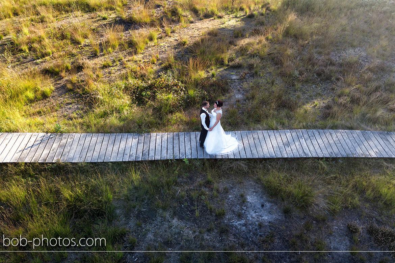 Bruidsfotografie Roosendaal rozenven