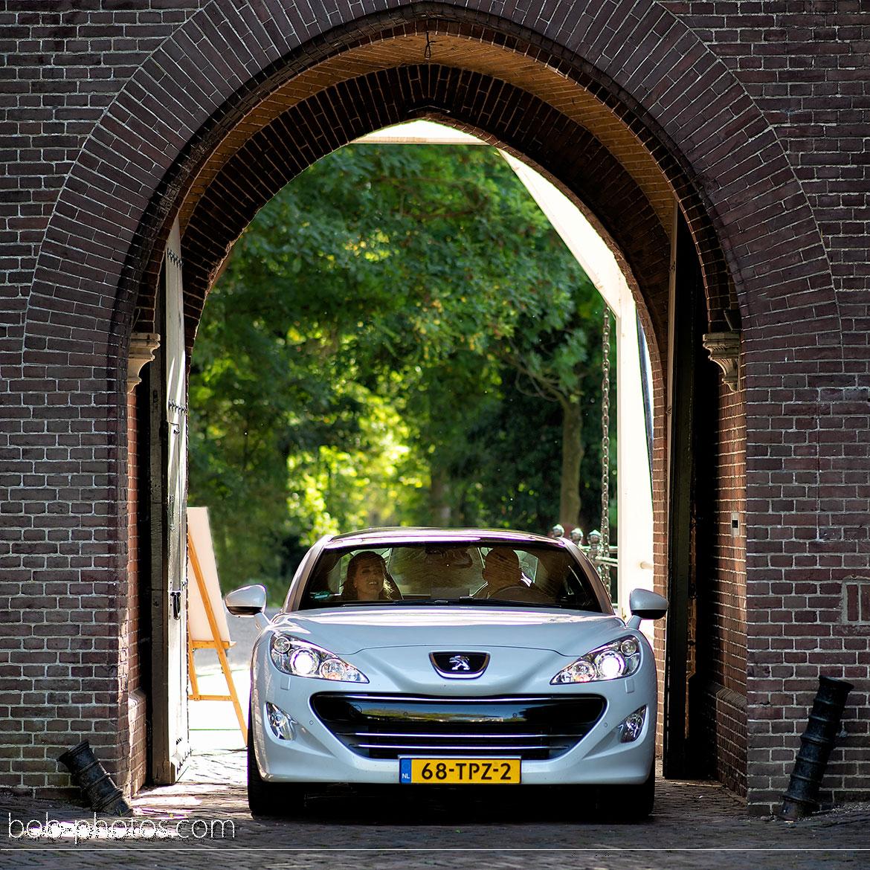 Peugeot RCZ Kasteel Maurick Vught