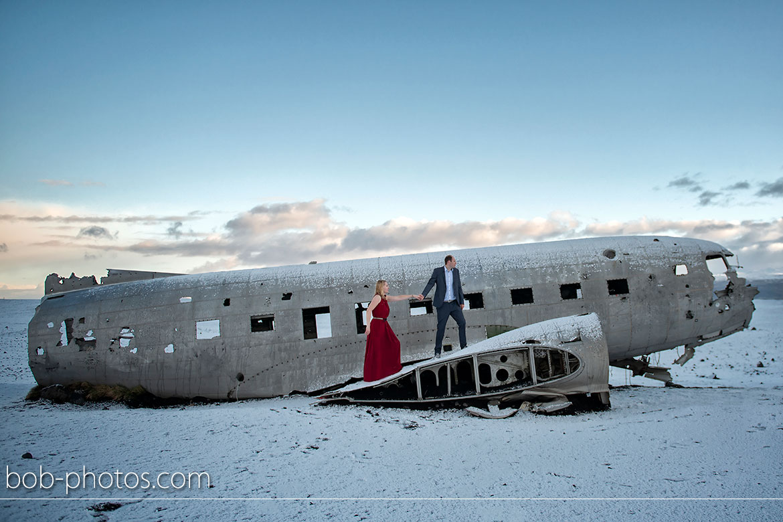 Sólheimasandur Loveshoot Iceland