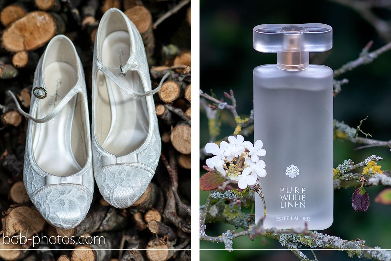 Estée Lauder Pure White Linen Bruidsfotografie Oud Gastel