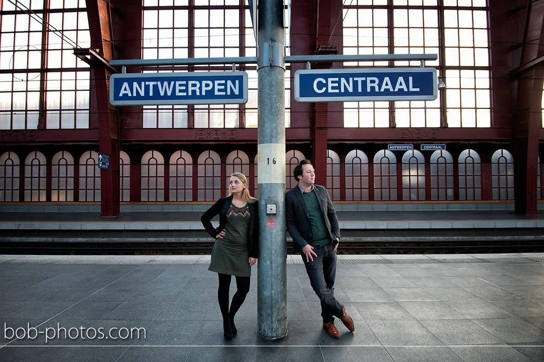 Loveshoot Antwerpen Centraal